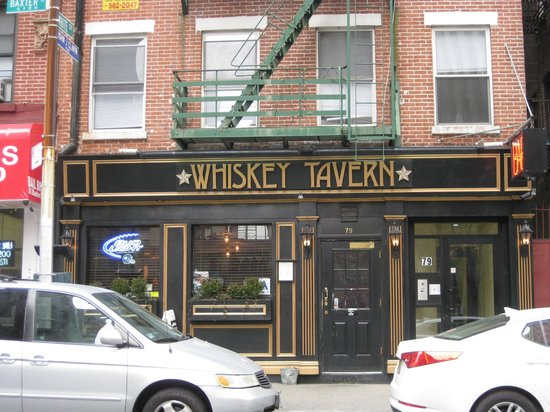 Photo of Bar Whiskey Tavern at 79 Baxter St, New York, NY 10013, United States