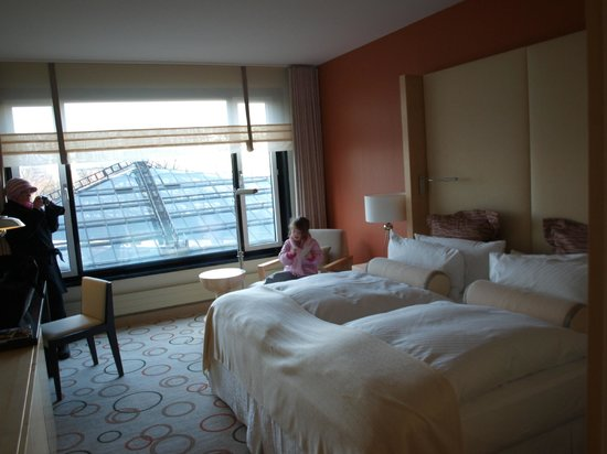 โรงแรมแกรนด์เอสพลานาดเบอลิน: Double room