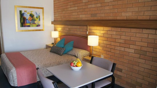 Motel Ningana: Spacious comfortable rooms.