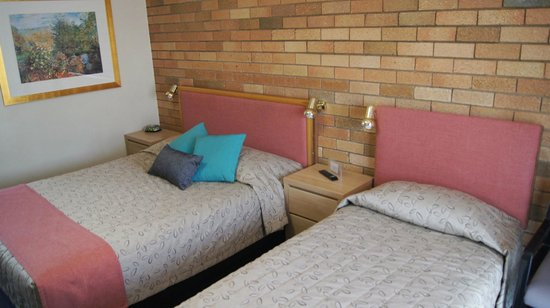 Motel Ningana: Comfortable and clean rooms.