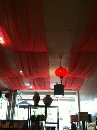 Shanghai Sally's:                   Interesting decor