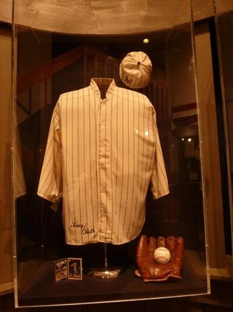 Photo of Tourist Attraction Babe Ruth Birthplace and Museum at 216 Emory St, Baltimore, MD 21230, United States