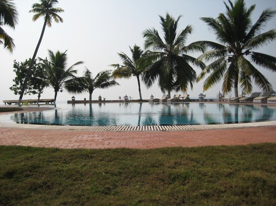 The World Backwaters:                   Pool View