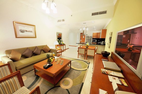 Donatello Hotel: 1 Bedroom Suite