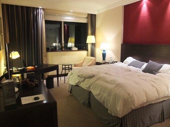 InterContinental Warszawa: Standard Room