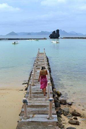 El Nido Resorts Lagen Island:                   Bay at Lagen