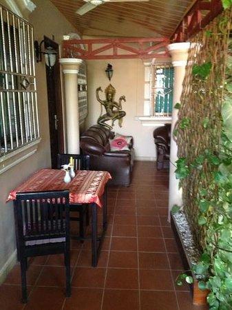 Sun Sothy Guesthouse:                   zu den Zimmern