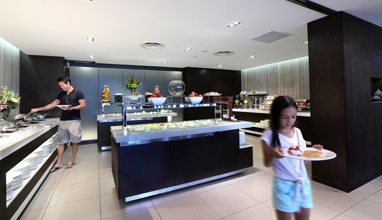 RACV Noosa Resort: Delactable buffet breakfast