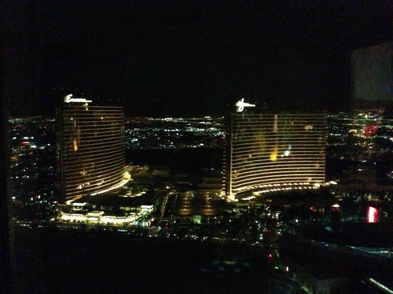 Trump International Hotel Las Vegas:                                     east view