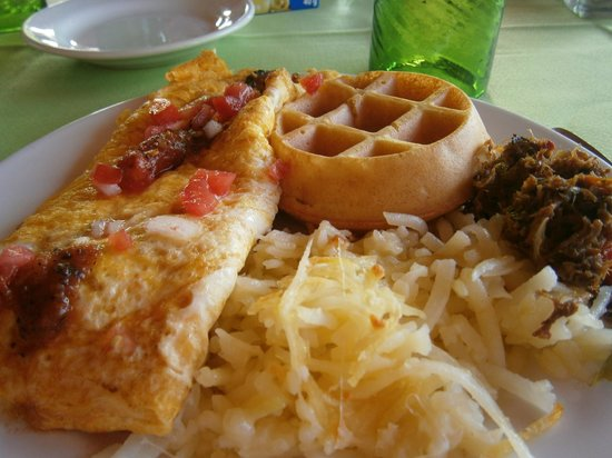 Hotel Playa Mazatlan:                   Breakfast