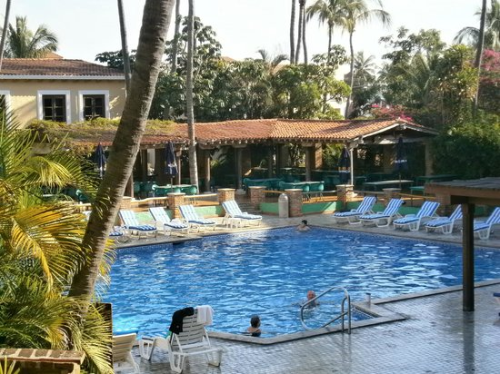 Hotel Playa Mazatlan:                   Pool