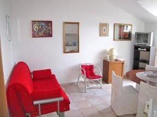 Apartmani Milena:                                     living room