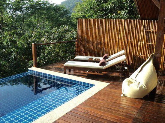The Place Luxury Boutique Villas:                   la terrasse encore
