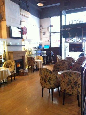 Bridal Tea House Hotel Yau Ma Tei: Lobby