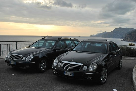 Positano Drivers: our cars