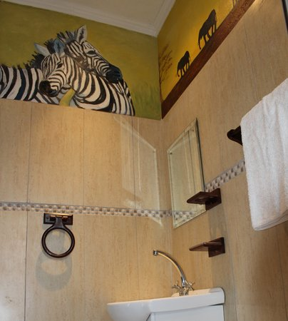 Five Guest House Bathroom Three All Bathrooms Set In African Decor