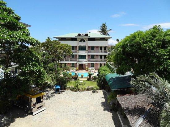 Apartelle de Francesca :                                     the hotel