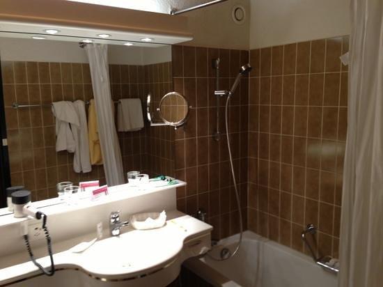 Sunstar Alpine Hotel Grindelwald:                   salle de bain