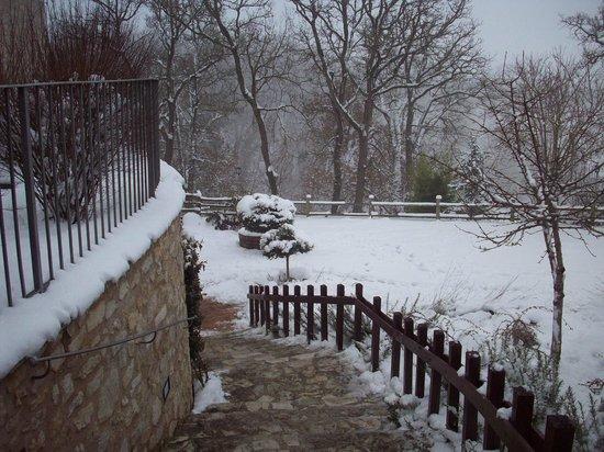 Agriturismo Casale nel Parco dei Monti Sibillini:                   il casale