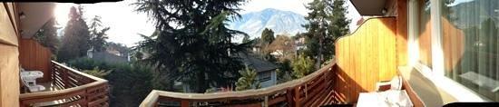 Hotel Garni Aster: vista 360 gradi