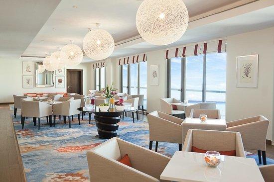 JA Ocean View Hotel: Executive Lounge