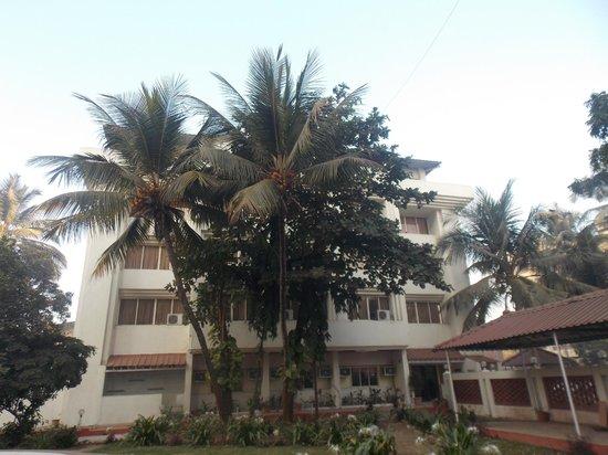Hotel Presidency Landmark :                   hotel view