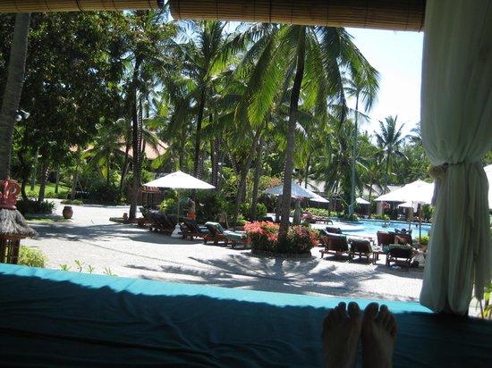 Melia Bali Indonesia:                   rilax&refresh time