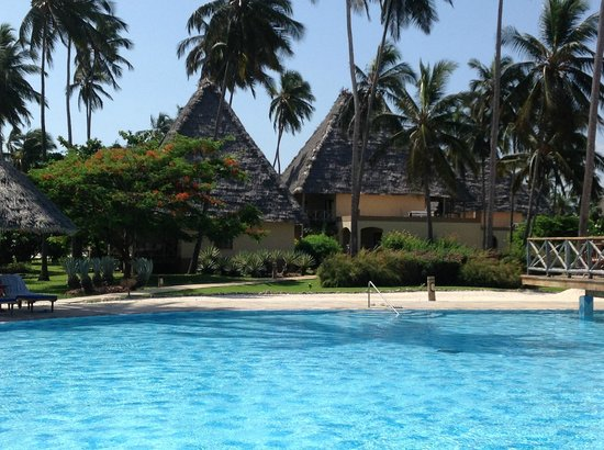 Neptune Pwani Beach Resort & Spa:                   Pool