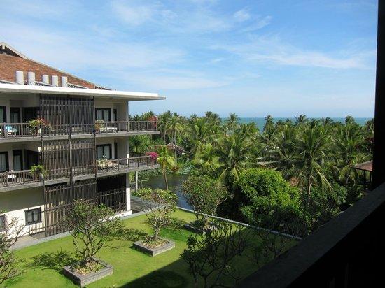 Anantara Mui Ne Resort: Aussicht aus dem Zimmer Nr. 340