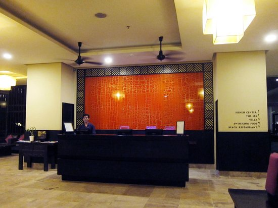 Anantara Mui Ne Resort: Lobby