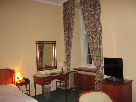 Hotel Schloss Lübbenau:                   Zimmer