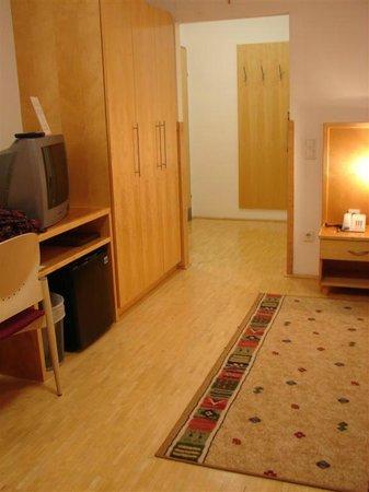 Hotel Heffterhof:                   Zimmer