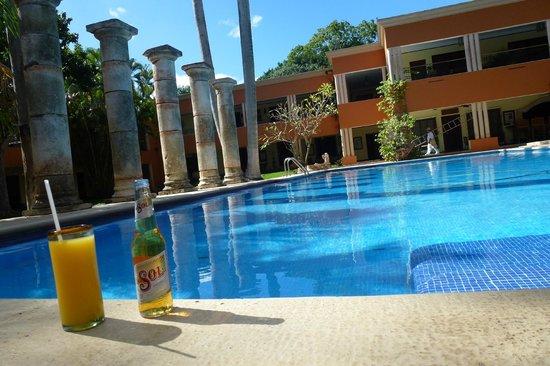 La Casa del Mago: piscine