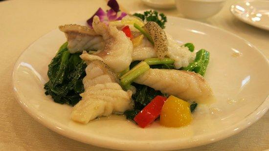 Very Good Seafood Restaurnat:                   Større stykker av samme fisken