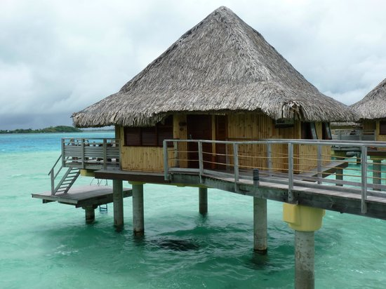 InterContinental Bora Bora Le Moana Resort:                   Notre bungolow
