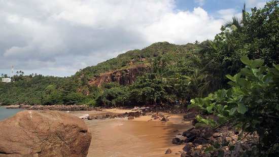 Rumasalla Mountain:                   Jungle Beach
