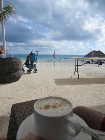 Catalonia Playa Maroma:                   Coffee!