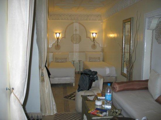 Riad Argan:                   Ivoire suite