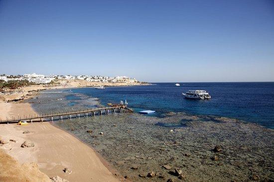 Hyatt Regency Sharm El Sheikh Resort:                   Regency Club, Strand