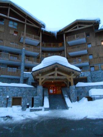 Residence le Telemark :                   résidence
