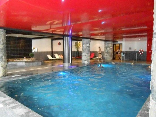 Residence le Telemark :                   piscine