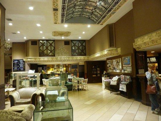Antik Hotel Istanbul: lobby hotel