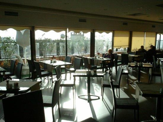 Antik Hotel Istanbul: sala ristorante