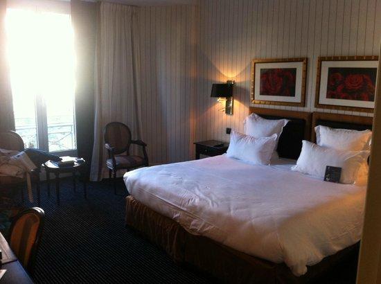 Hotel Barriere Le Majestic Cannes: Réveillon 31/2012 > 01/2013 @ Majestic Barrière