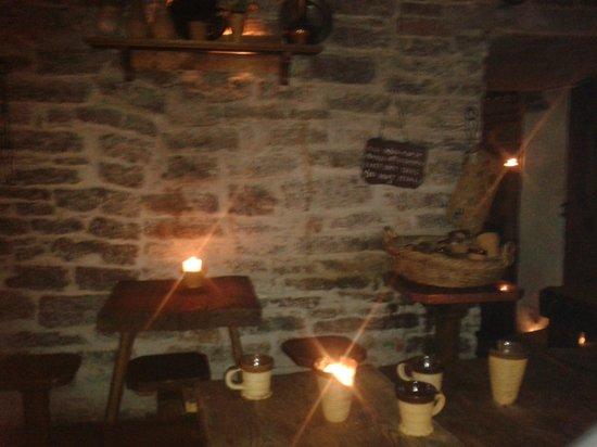 Отель The von Stackelberg Hotel Tallinn:                   Old town medieval Tavern