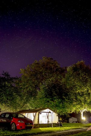 Camping Le Verger Fleuri:                   Onze suite!