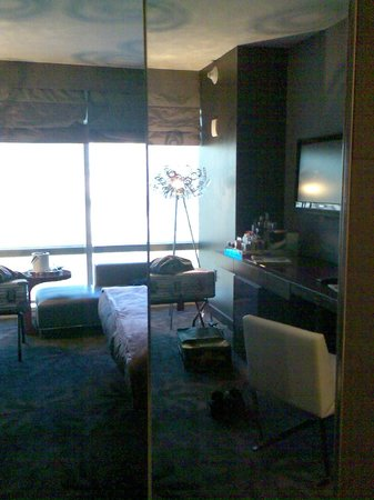 W Atlanta Downtown: Wonderful Room