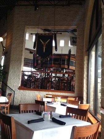California Dreaming Restaurant & Bar: decore