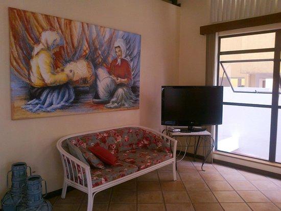 Gaivotas Praia Hotel:                   Recepção