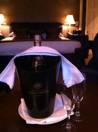 Hotel du Vin at One Devonshire Gardens:                   great start to our romantic trip